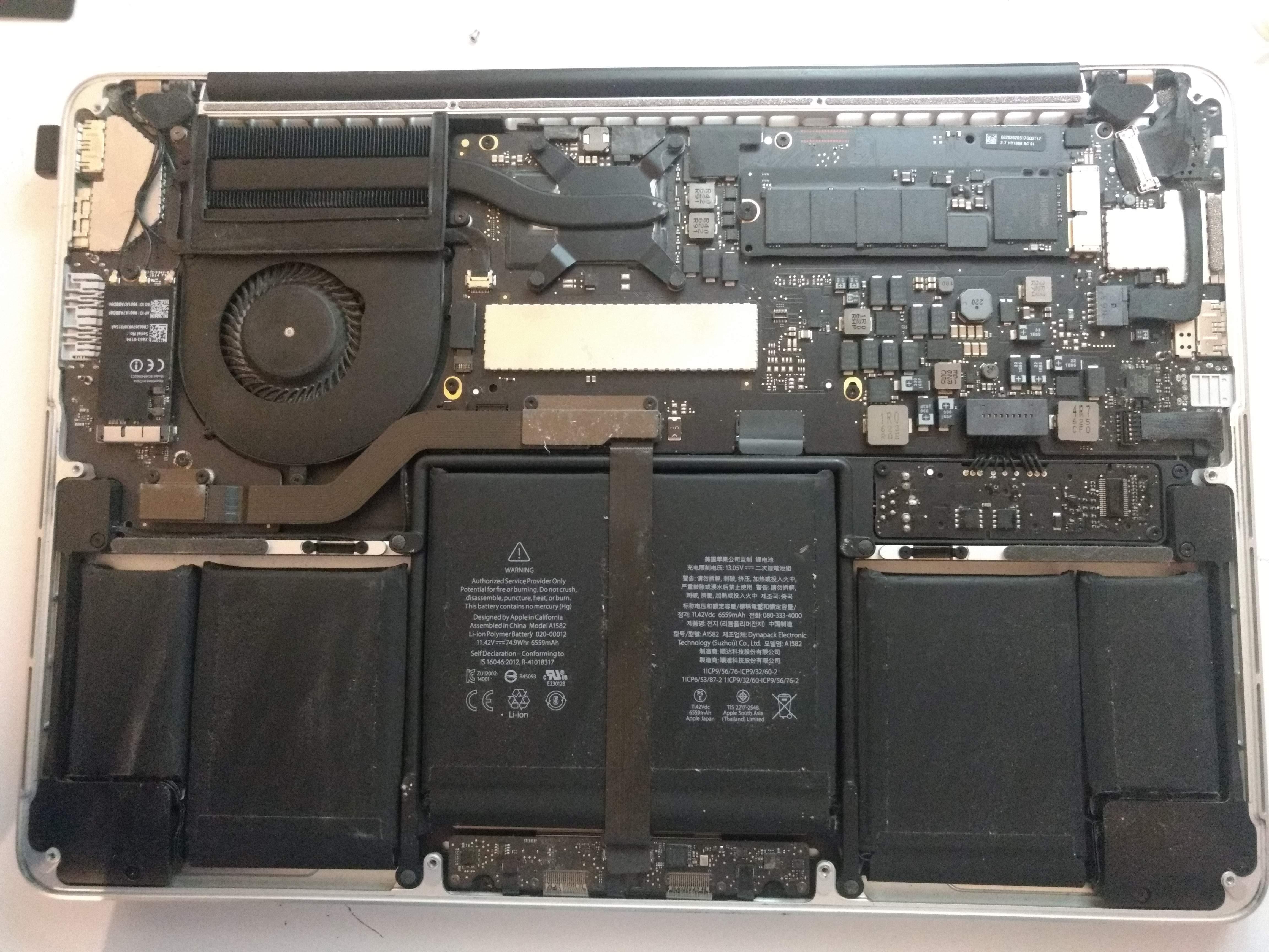 My Macbook Pro Early 2015